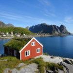 Reiseziel Skandinavien - Lofoten, Norwegen © vianch - Fotolia