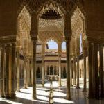 Alhambra, Granada, Spanien