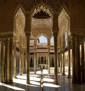 Städtereise Spanien: Alhambra in Granada