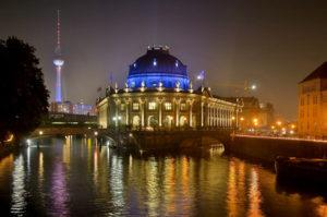 Berlin, Bodemuseum - © Stefan Baum - Fotolia.com