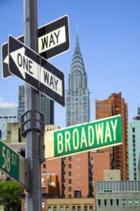 Broadway, New York City © Stuart Monk - Fotolia.com