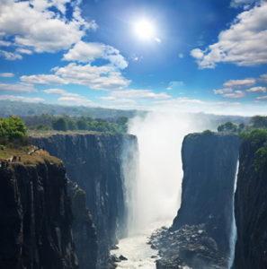 Afrika, Victoria Wasserfälle - © Galyna Andrushko Fotolia.com