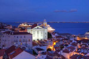 Auswandern Portugal. Lissabon, Portugal