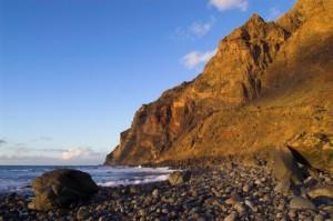 Playa del Inglés, La Gomera, Kanarische Inseln