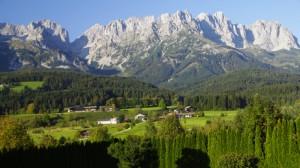 Tirol, Wilder Kaiser, Österreich (© Bergfee - Fotolia.com)