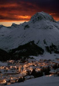 Lech am Arlberg (© Wieselpixx - Fotolia.com)