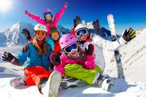 Skigebiete sind ein attraktives Reiseziel