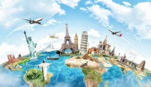 Reisen wie Gott in Frankreich