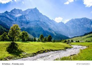 Karwendel Gebirge, Alpen, Deutschland