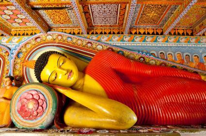 Isurumuniya Tempel, Anuradhapura, Sri Lanka
