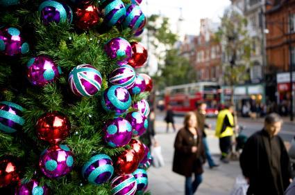 London at Christmas
