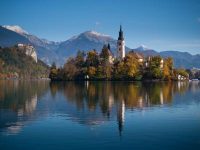 Slowenien Urlaub: Bleder See
