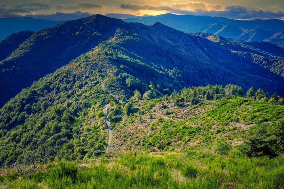 Cevennen Nationalpark Frankreich
