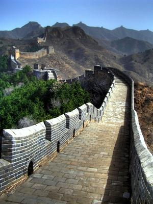 Reiseziel Asien: Die Chinesische Mauer
