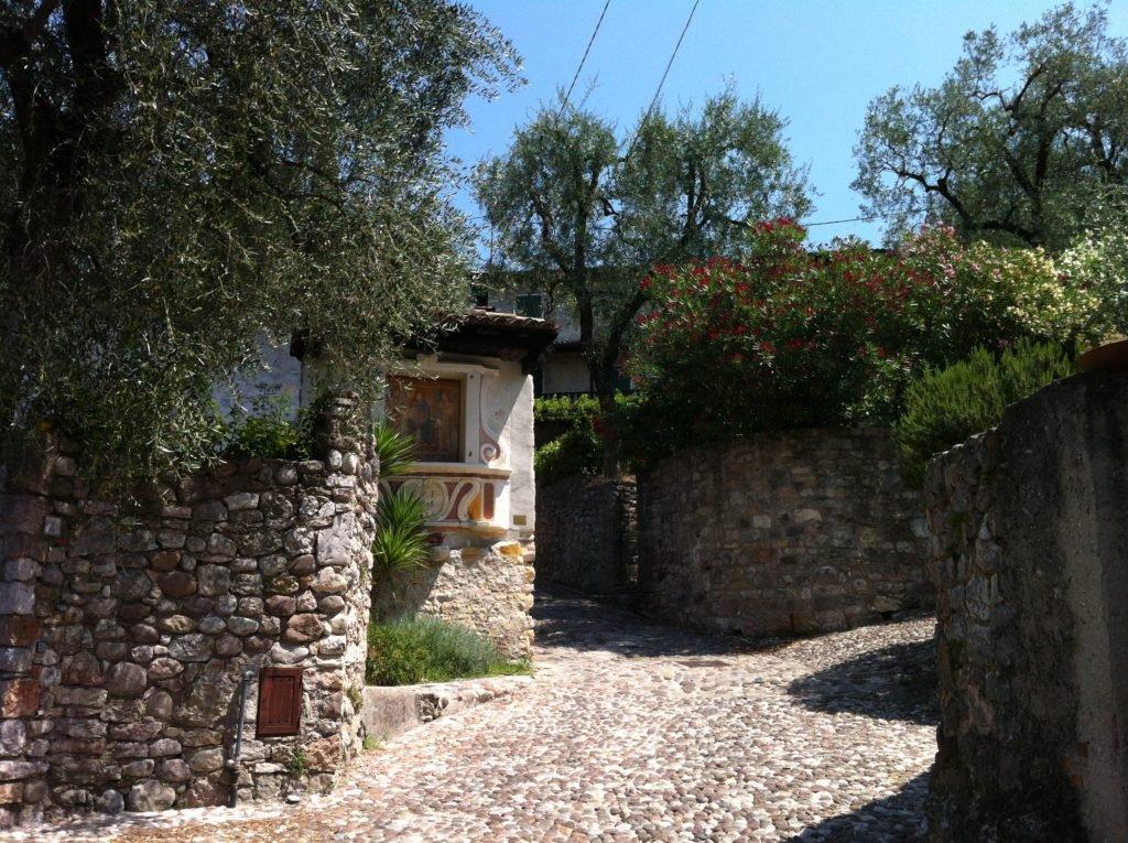 Torri del Benaco am Gardasee, Italien