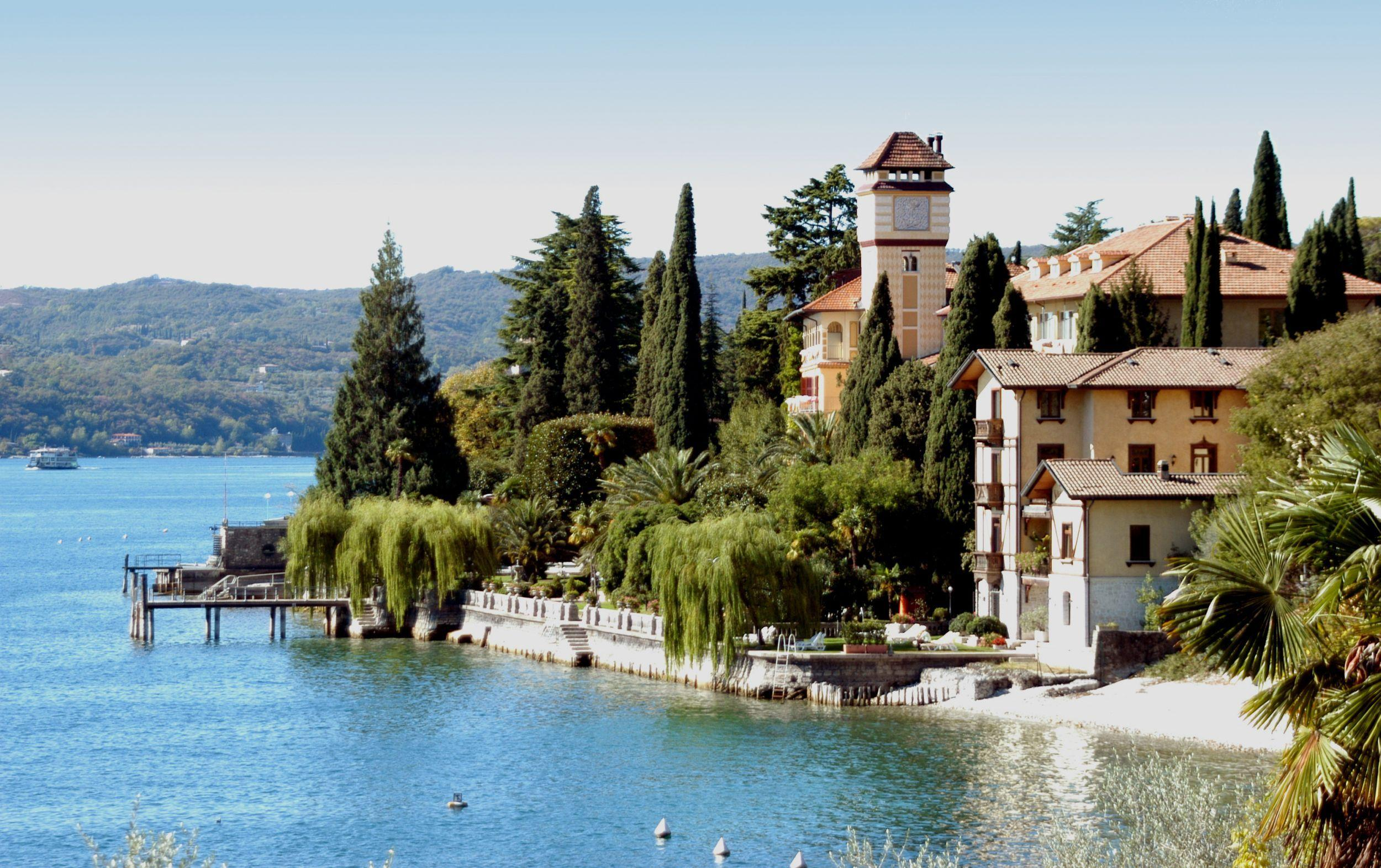 Ausblick Gardasee, © escapio.com