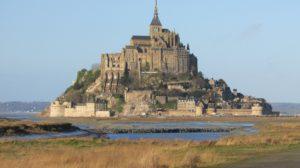 Mont Saint Michel, Normandie, Frankreich