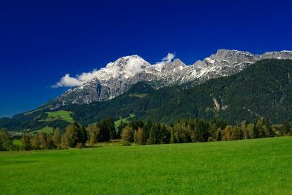 Steinernes Meer, Saalbach, Salzburger Land, Österreich