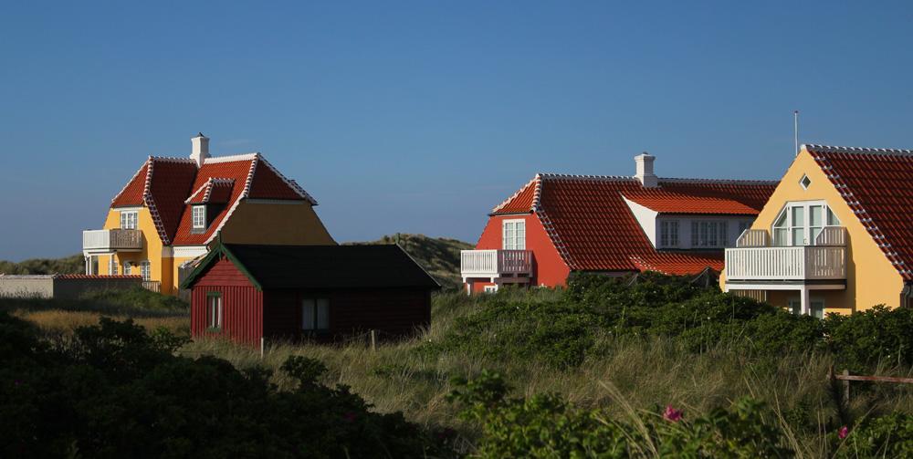 Gammel Skagen, Dänemark