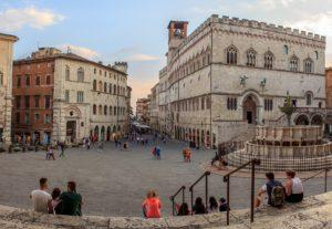 Perugia, Umbrien, Italien