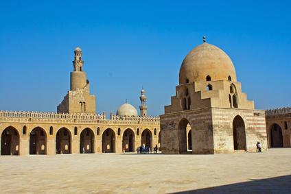 Moschee in Kairo, Ägypten