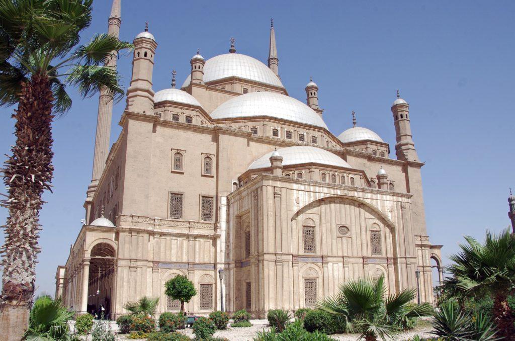 Muhammad-Ali-Moschee (Alabastermoschee) in Kairo
