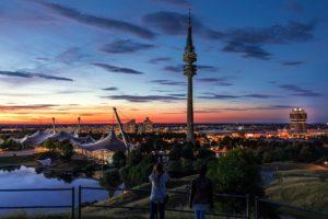München, Olympiapark
