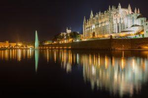 Kathedrale der Heiligen Maria, Palma, Mallorca, Balearen
