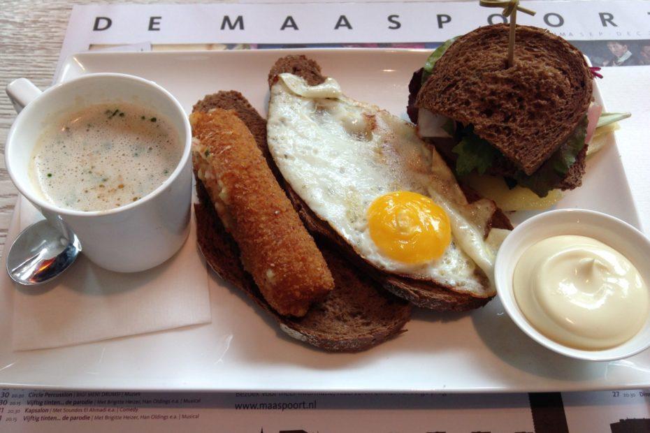 Broedjes - typischer Lunch in NL