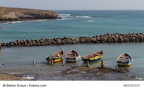 Küste auf Sal, Kapverdische Inseln