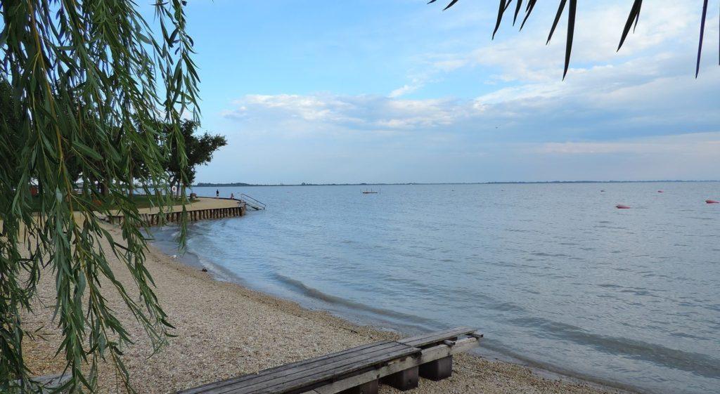 Wandern und Kiten am Neusiedler See in Österreich / Ungarn
