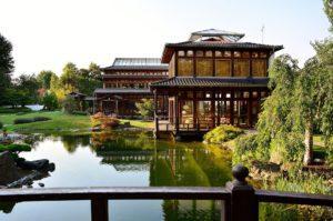 Japan, Garten