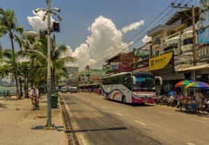 Busreisen Thailand