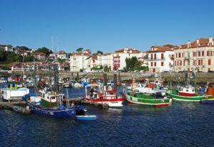 Saint Jean de Luz im Baskenland