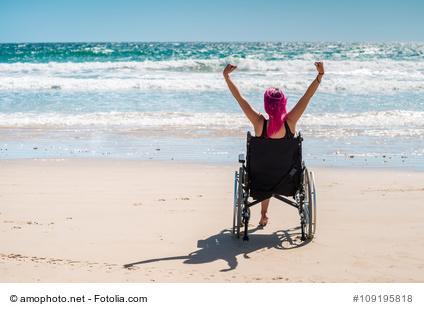 Barrierefrei in den Urlaub