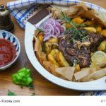 Traditionelles zypriotisches Gericht: Kleftiko