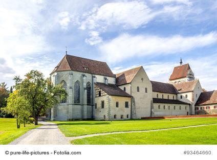 Münster St. Maria und Markus, Reichenau-Mittelzell, Insel Reichenau im Bodensee