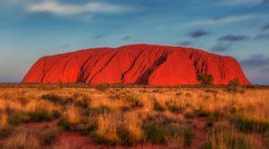 Australien, Uluru / Ayers Rock