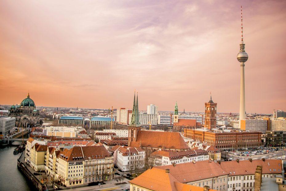 Berlin - immer eine Reise wert