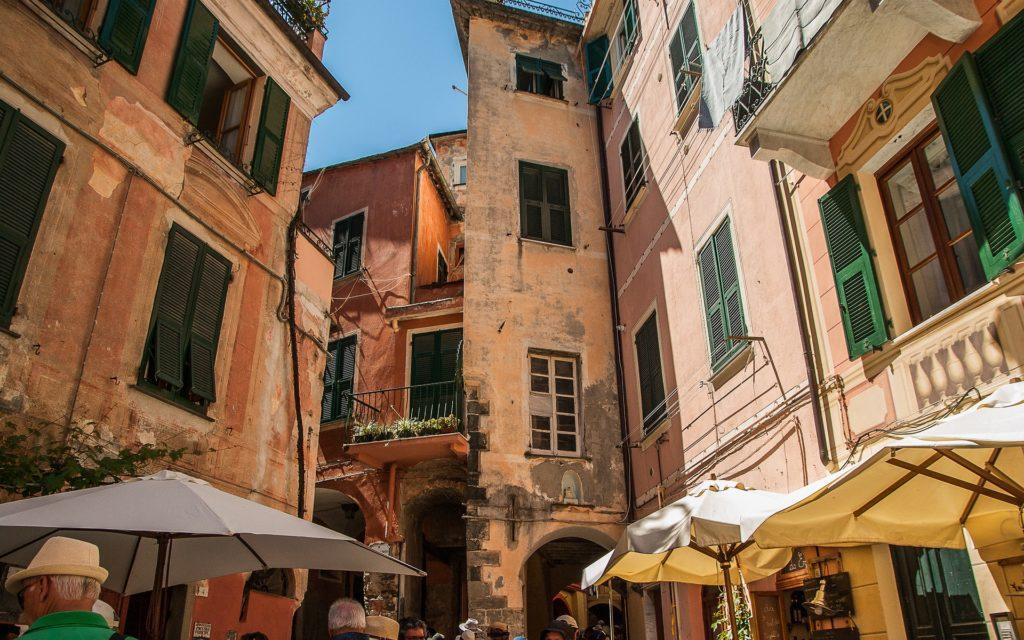 Monterosso, Cinque Terre, Italien