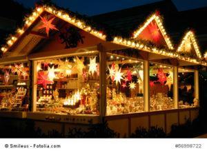 Weihnachtsmarkt in Südtirol