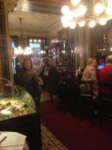 "Wien, Restaurant ""Zum Schwarzen Kameel"""
