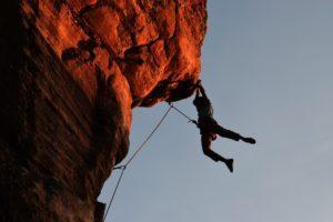 Klettern als Freizeit-Trend