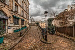 Paris, Montmatre, Frankreich