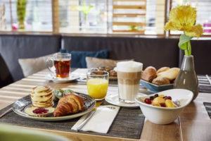 Lindner Hotel City Plaza Frühstück