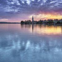 Romantik am Bodensee