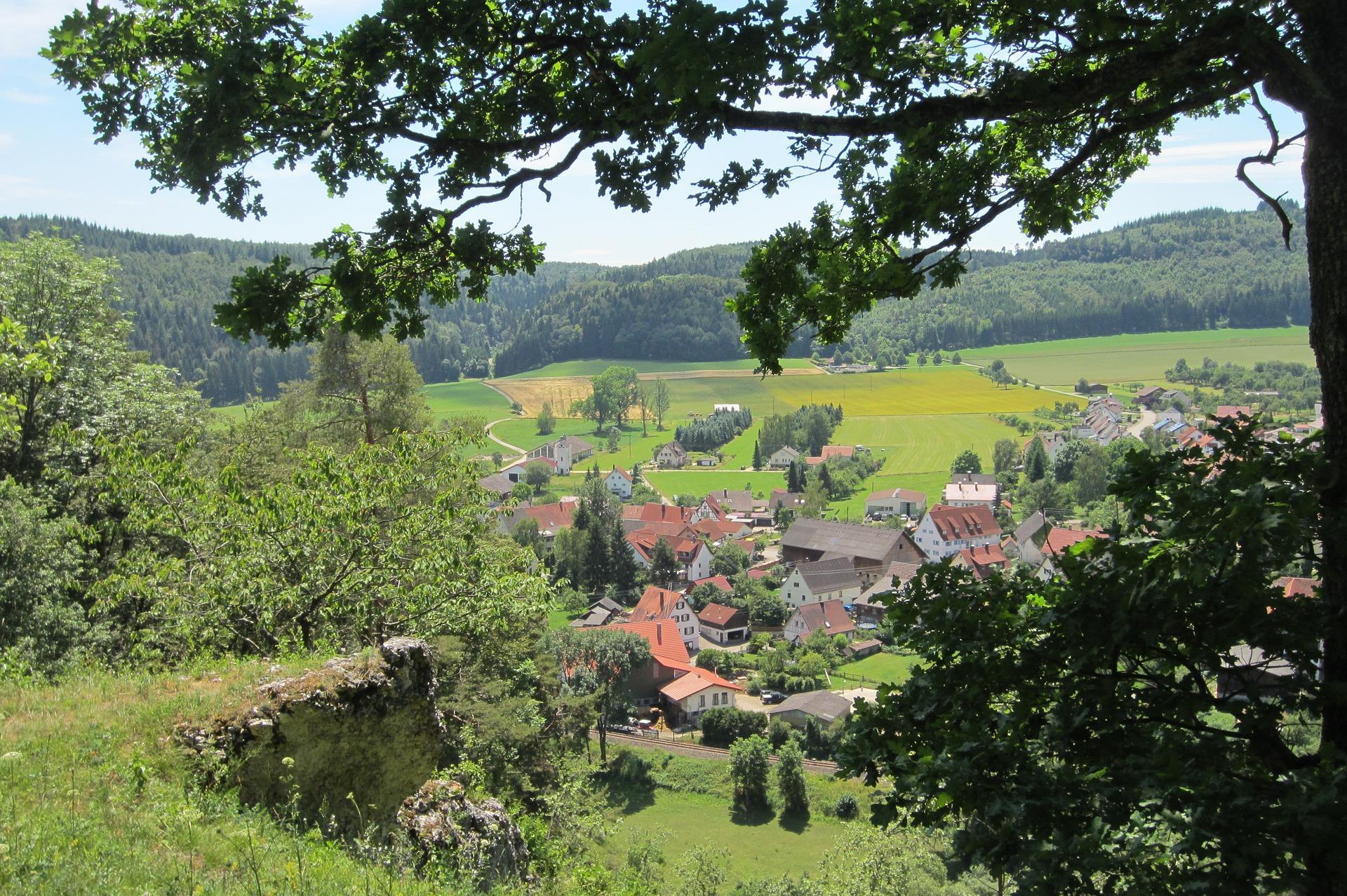 Gutenstein, Naturpark Obere Donau