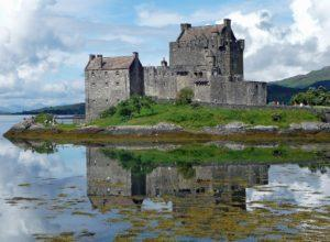 Schottland, Eilean Donan Castle