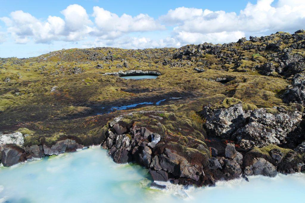 Island, Blue Lagoon