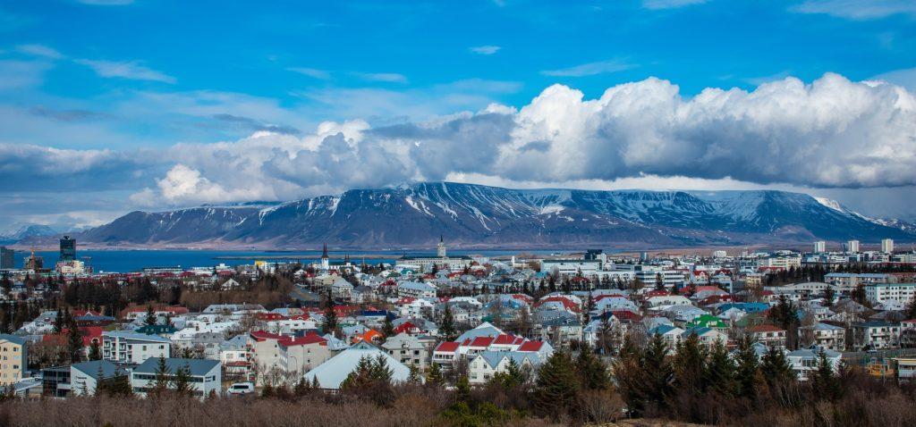 Island, Reykjavík